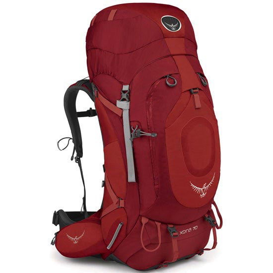 Osprey Xena 70 - Ruby Red