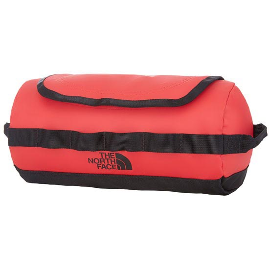 The North Face Base Camp Travel Canister - TNF Black/TNF Red