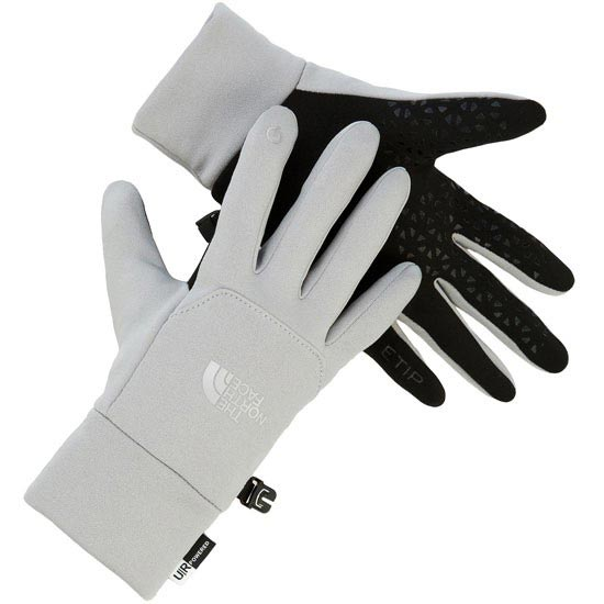 The North Face Etip Glove W - Monument Grey