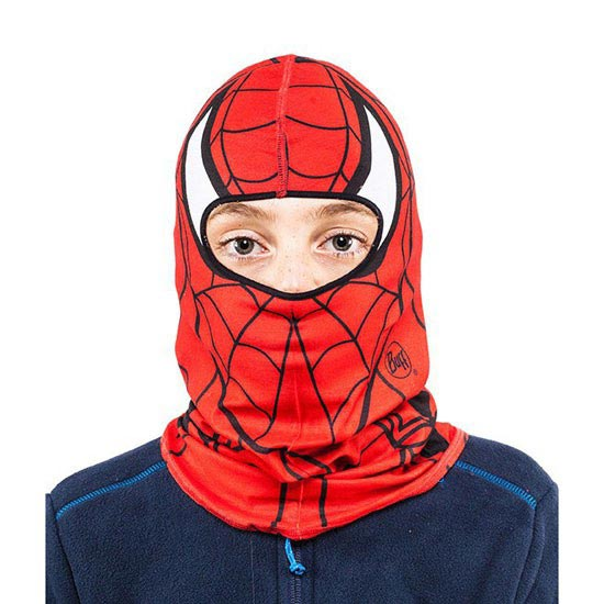 Buff Superheroes Jr Balaclava Sspidermask - Photo de détail