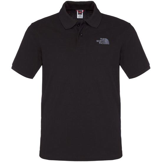 The North Face Polo Piquet - TNF Black