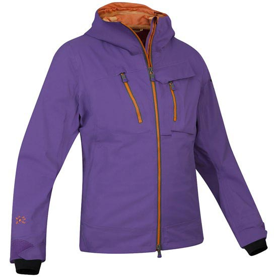 Salewa Albonaska Ptx 3L Jacket W - Purple