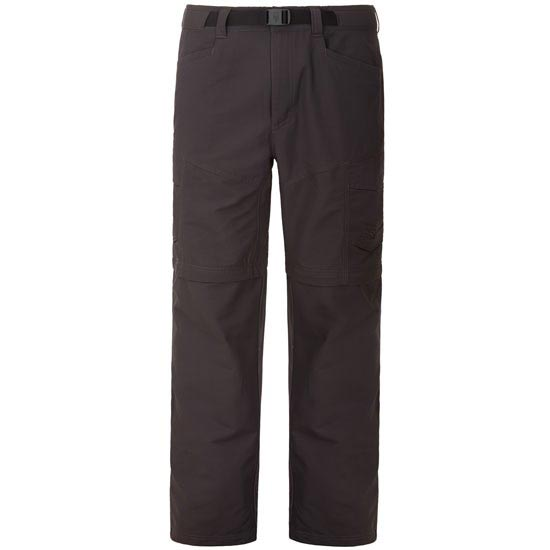 The North Face Paramount Peak II Convertible Pant M - Asphalt Grey