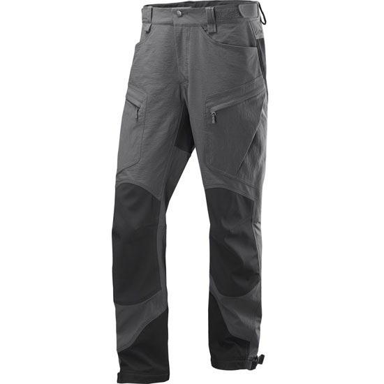 Haglöfs Rugged II Mountain Pant - Magnetite/True Black (Regular)