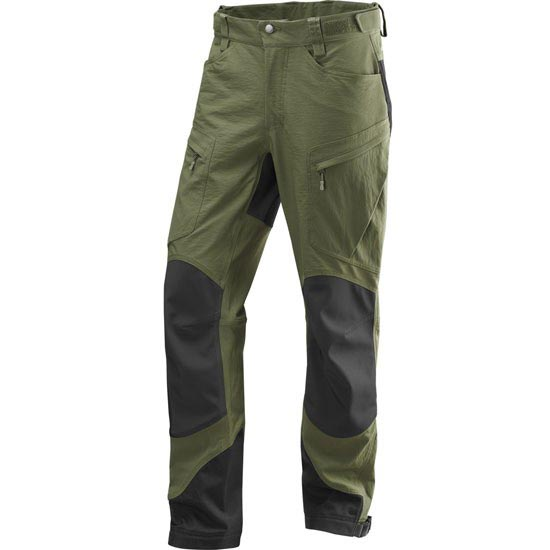 Haglöfs Rugged II Mountain Pant - Juniper/True (Regular)
