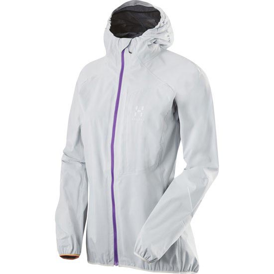 Haglöfs L.I.M Proof Q Jacket W - Soft White