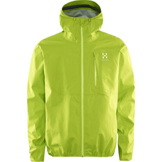 Haglöfs Gram Comp Jacket - Glow Green