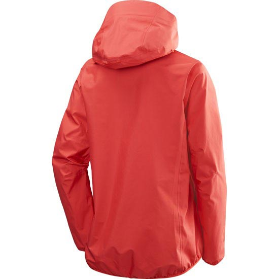 Haglöfs Gram Comp Jacket W - Photo de détail