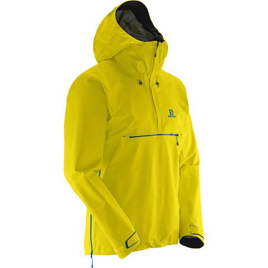 Salomon S-Lab X Alp Anorak - Alpha Yellow