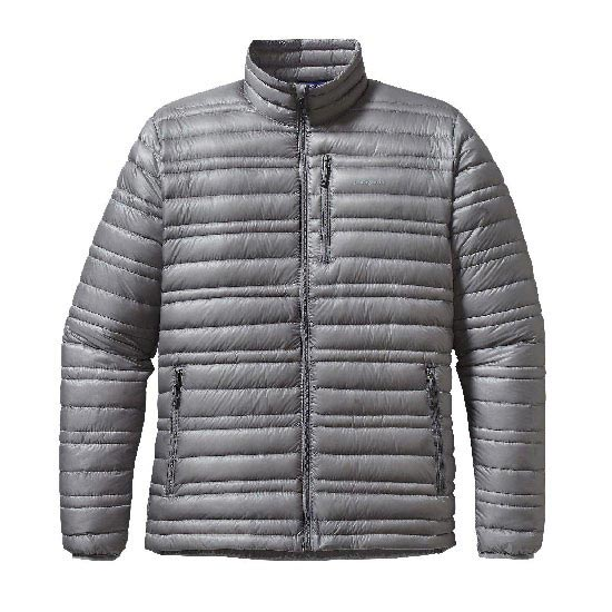 Patagonia Ultralight Down Jkt - Feather Grey