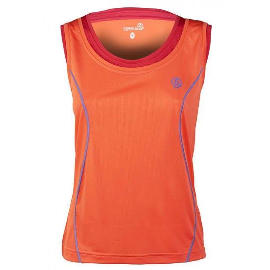 Ternua Camiseta Ahaura W - Naranja