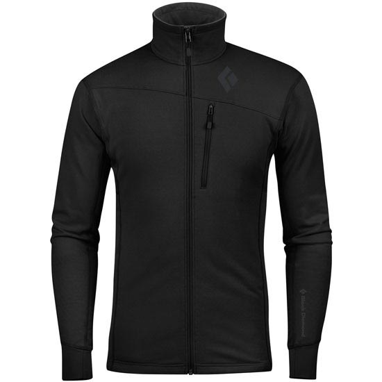 Black Diamond Coefficient Jacket - Black