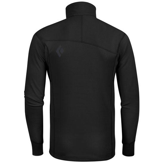 Black Diamond Coefficient Jacket - Detail Foto