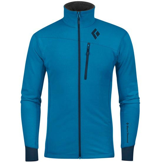 Black Diamond Coefficient Jacket - Sapphire