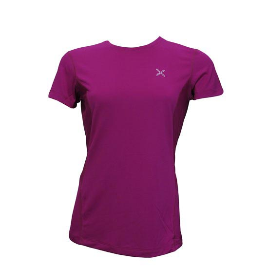 Montura Outdoor World T-Shirt W - Morado