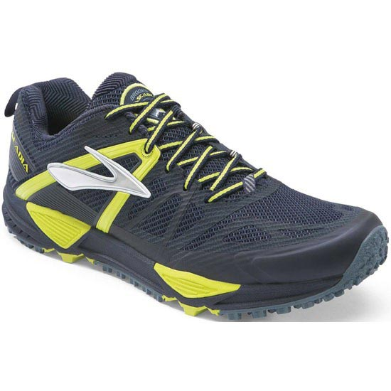 Brooks Cascadia 10 - Midnight/Sulphur Spring