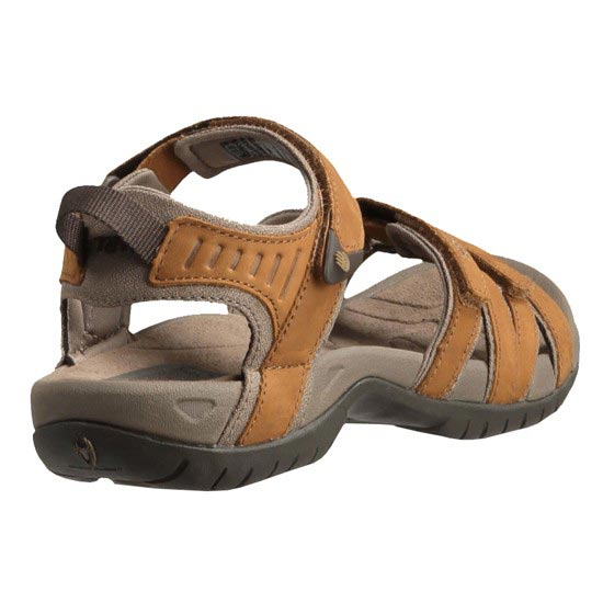 Teva W Tirra Leather Sandals - Photo of detail