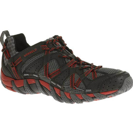 Merrell Waterpro Maipo - Black/Red
