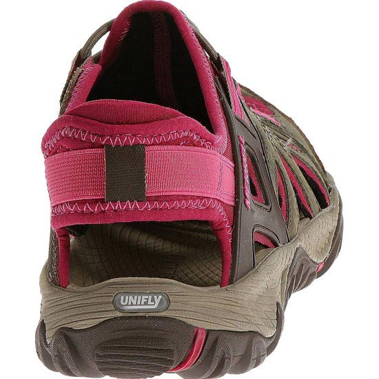 Merrell All Out Blaze Sieve W - Photo de détail