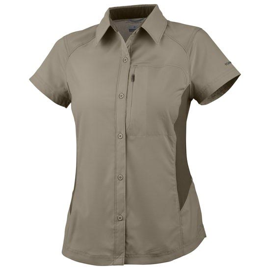 99e6e4c468f Columbia Silver Ridge Short Sleev Shirt W - Short-Sleeved - Shirts ...