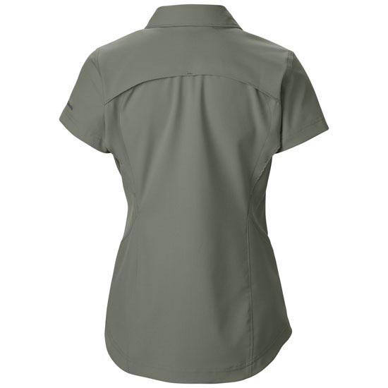Columbia Silver Ridge Short Sleev Shirt W - Photo de détail