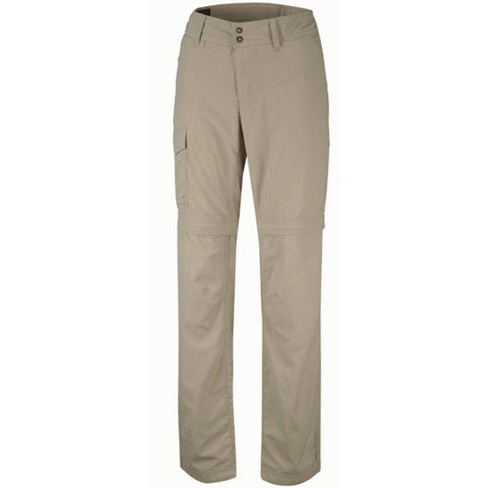 Columbia Silver Ridge Convertible Pant W - Tusk