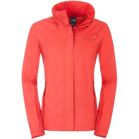 The North Face Resolve Jacket W - Tomato Red