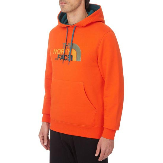 The North Face Drew Peak Pullover Hoodie - Photo of detail