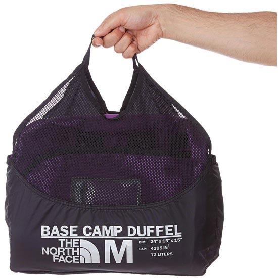 The North Face Base Camp Duffel - M - Photo de détail