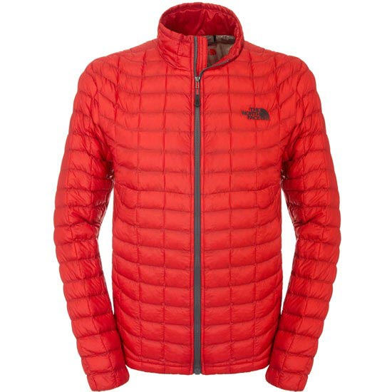 The North Face Thermoball Full Zip Jacket - TNF Red
