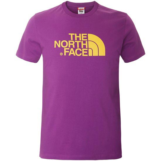 The North Face S/S Easy Tee - Iris Purple