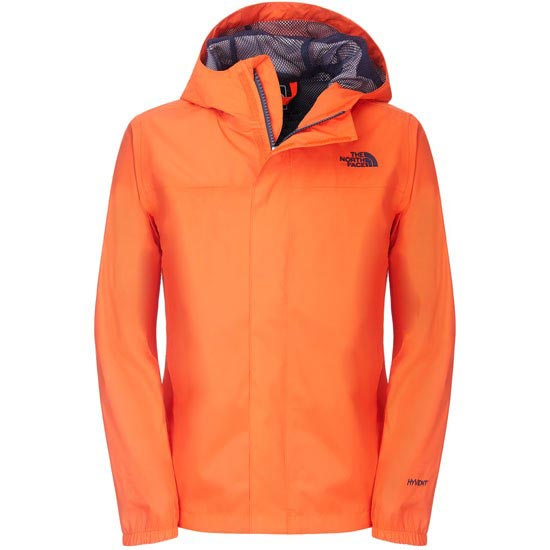 The North Face Zipline Jacket B - Acrylic Orange