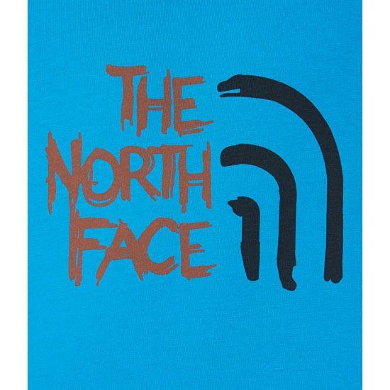 The North Face Cotton Tee Boy - Photo de détail