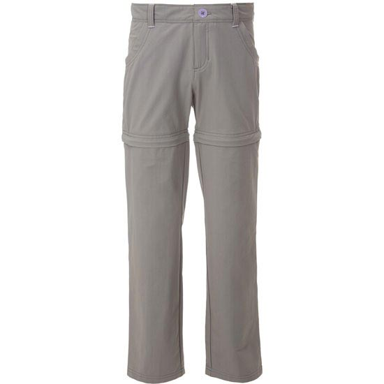 The North Face Argali Convertible Hike Pant Girl - Pache Grey