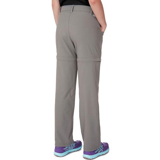 The North Face Argali Convertible Hike Pant Girl - Detail Foto