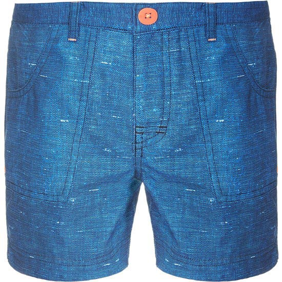 The North Face Argali Hike/Water Short Girl - Cosmic Blue Texture Print