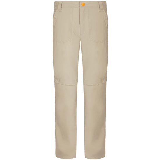 The North Face Markhor Convertible Hike Pant Boy - Dune Beige