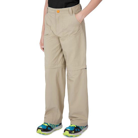 The North Face Markhor Convertible Hike Pant Boy - Detaljerad bild
