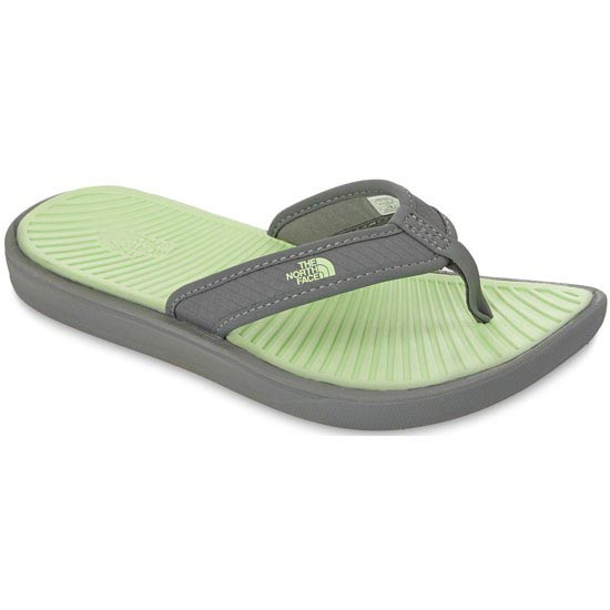 The North Face Base Camp Lite Flip Flop W - Sedona Sage Grey/Paradise Green