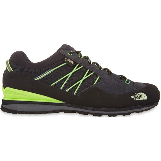 The North Face Verto Plasma II GTX - TNF Black/Safety Green