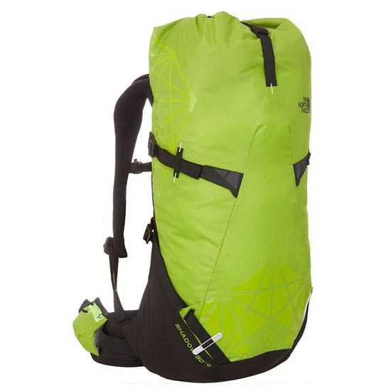 The North Face Shadow 30+10 -  Macaw Green/Safety Green