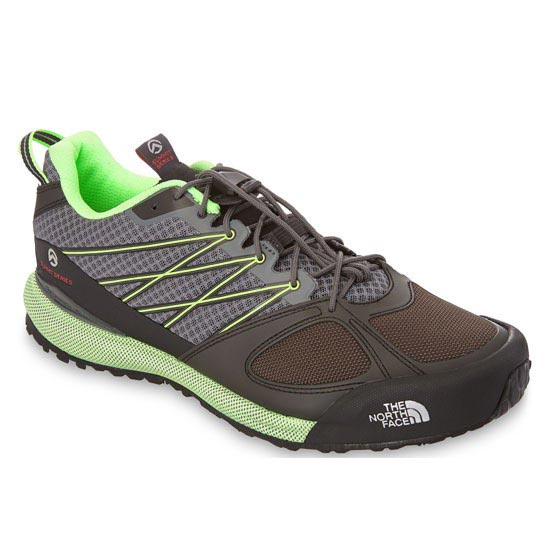 The North Face Verto Approach II - Zinc Grey/Safety Green