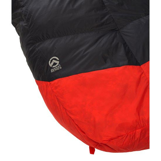 The North Face Inferno -40F/-40C - Photo of detail