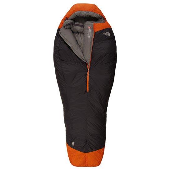 The North Face Inferno -20F/-29C - Asphalt Grey/Caution Orange