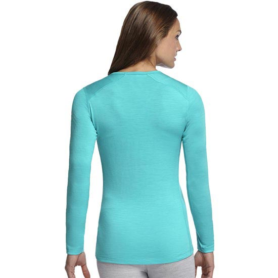 Icebreaker Oasis Long Sleeve Crewe W - Photo de détail