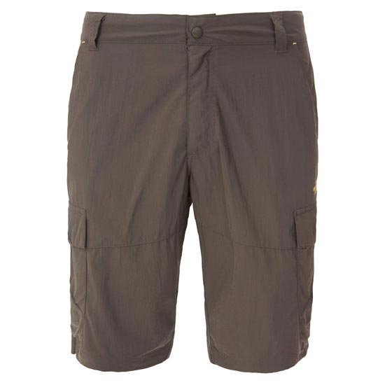 The North Face Explore Short - Black Ink Green