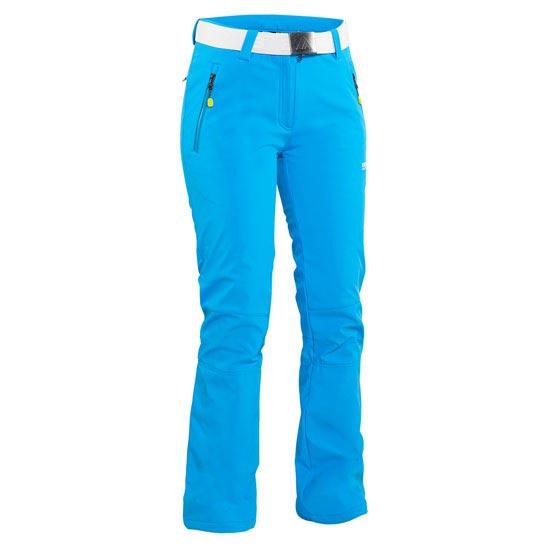 8848 Altitude Denise Softshell Pant W - Turquoise
