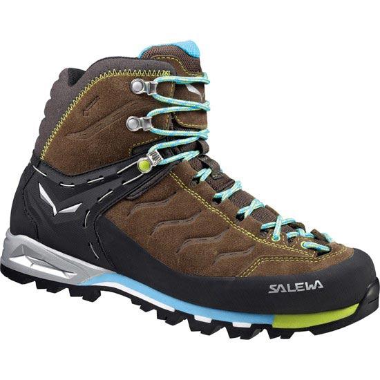 Salewa Mountain Trainer Mid GTX W - Tarmac/Swing Green