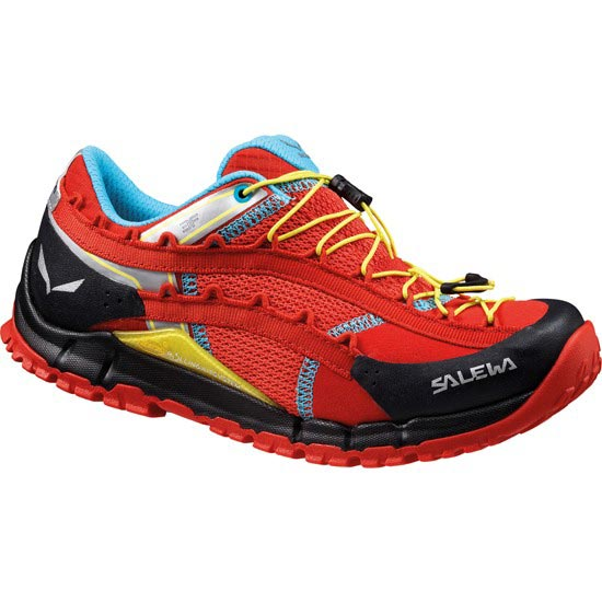 Salewa Speed Ascent W - Firebrick/Silvretta
