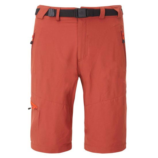 The North Face Paseo Short - Rosewood Red